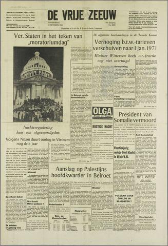de Vrije Zeeuw 1969-10-16