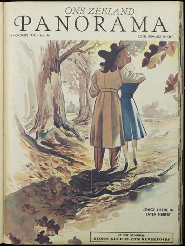 Ons Zeeland / Zeeuwsche editie 1939-11-16