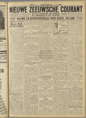 Nieuwe Zeeuwsche Courant 1931-03-28