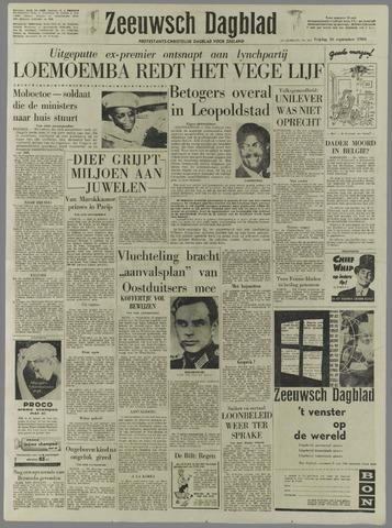Zeeuwsch Dagblad 1960-09-16