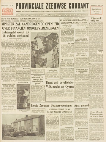 Provinciale Zeeuwse Courant 1964-03-19