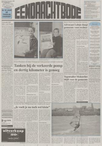 Eendrachtbode (1945-heden)/Mededeelingenblad voor het eiland Tholen (1944/45) 1999-12-09