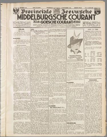 Middelburgsche Courant 1936-09-23