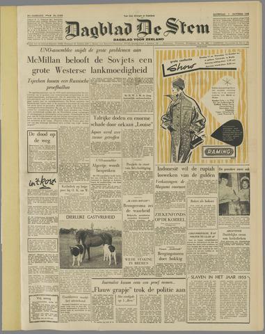 de Stem 1955-10-01