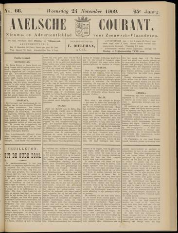 Axelsche Courant 1909-11-24