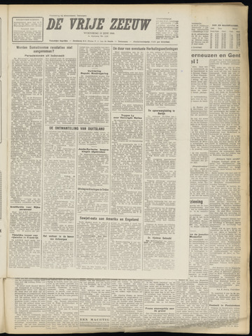 de Vrije Zeeuw 1949-06-15