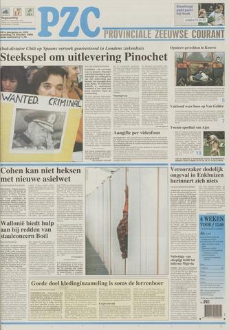 Provinciale Zeeuwse Courant 1998-10-19