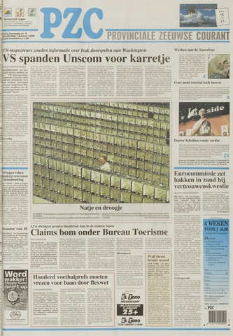 Provinciale Zeeuwse Courant 1999-01-07