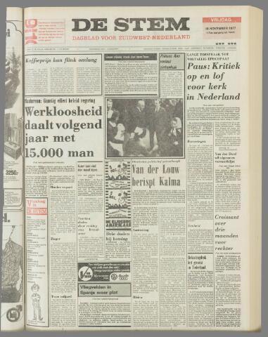 de Stem 1977-11-18