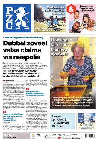 Provinciale Zeeuwse Courant 2017-07-27
