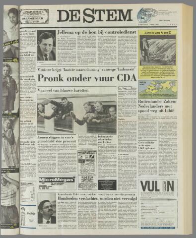 de Stem 1992-04-02