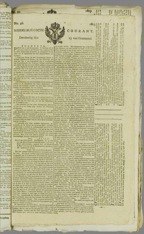Middelburgsche Courant 1809-04-13