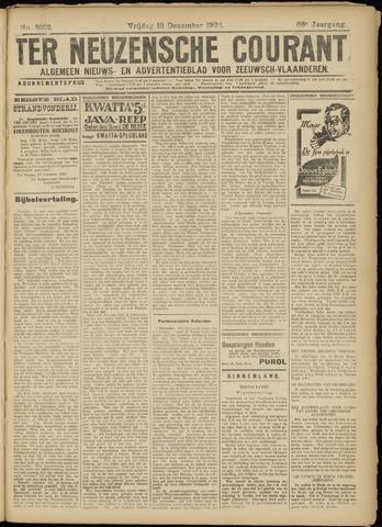 Ter Neuzensche Courant. Algemeen Nieuws- en Advertentieblad voor Zeeuwsch-Vlaanderen / Neuzensche Courant ... (idem) / (Algemeen) nieuws en advertentieblad voor Zeeuwsch-Vlaanderen 1926-12-10