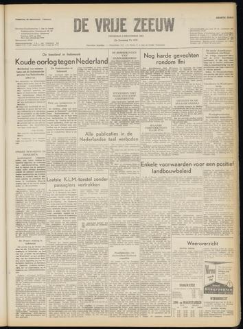 de Vrije Zeeuw 1957-12-03