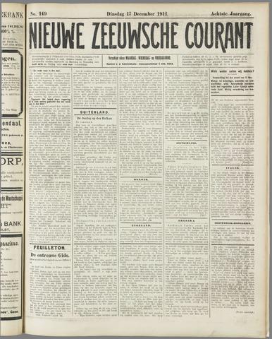 Nieuwe Zeeuwsche Courant 1912-12-17