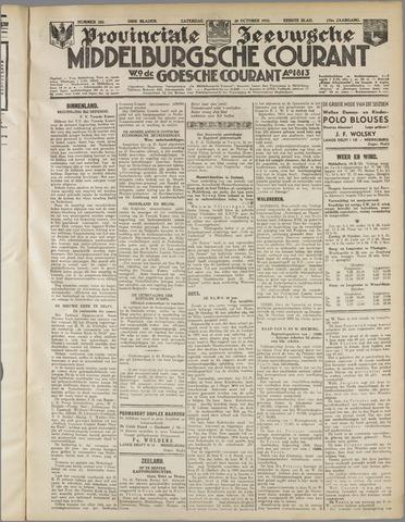 Middelburgsche Courant 1933-10-28