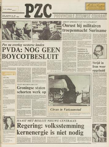 Provinciale Zeeuwse Courant 1980-01-31