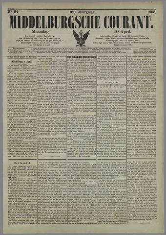 Middelburgsche Courant 1893-04-10