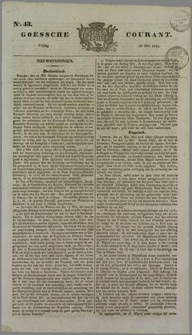 Goessche Courant 1834-05-30