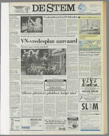 de Stem 1992