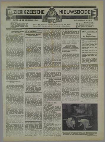 Zierikzeesche Nieuwsbode 1941-10-24