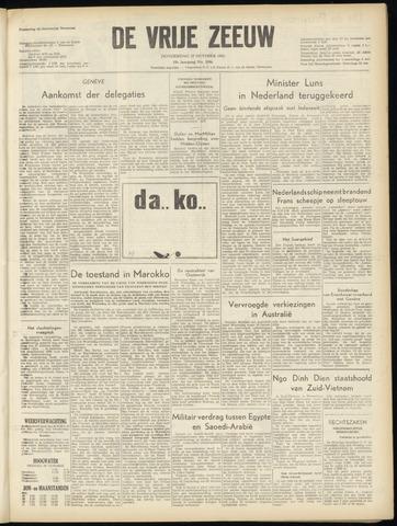 de Vrije Zeeuw 1955-10-27