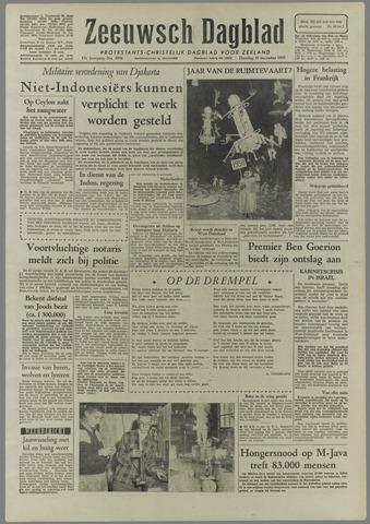 Zeeuwsch Dagblad 1957-12-31