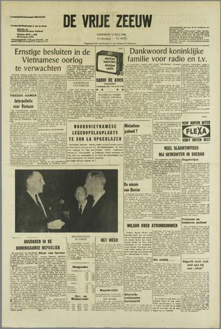 de Vrije Zeeuw 1965-07-14