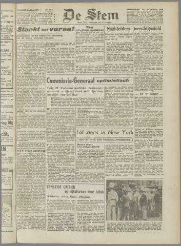 de Stem 1946-10-16