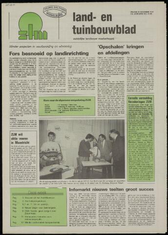 Zeeuwsch landbouwblad ... ZLM land- en tuinbouwblad 1991-12-06