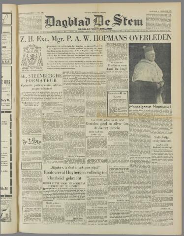 de Stem 1951-02-19