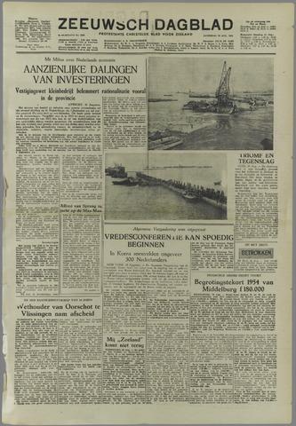 Zeeuwsch Dagblad 1953-08-29