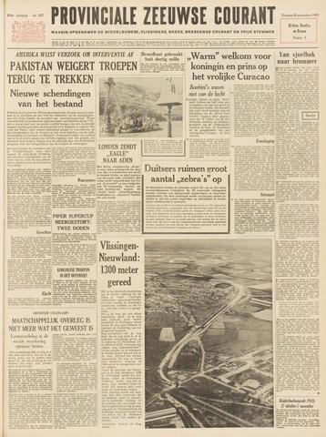 Provinciale Zeeuwse Courant 1965-09-28
