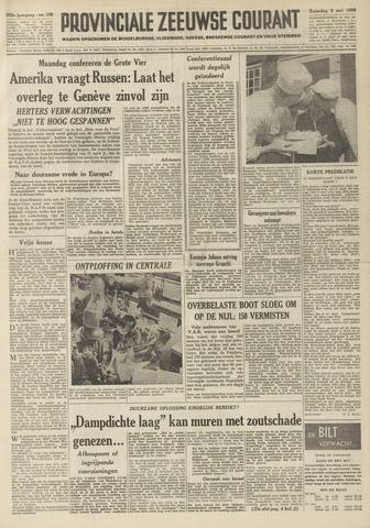 Provinciale Zeeuwse Courant 1959-05-09
