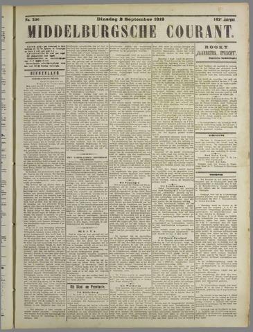 Middelburgsche Courant 1919-09-02