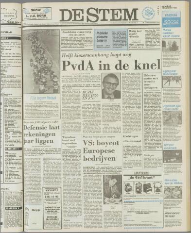 de Stem 1982-02-01