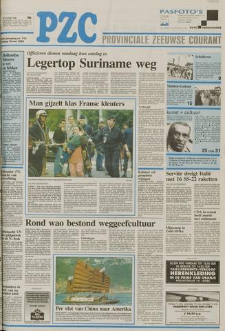 Provinciale Zeeuwse Courant 1993-05-14