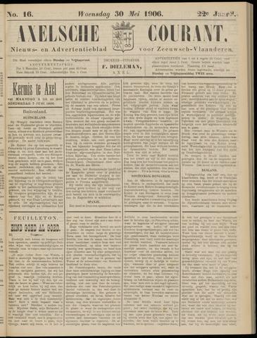 Axelsche Courant 1906-05-30