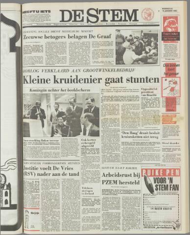 de Stem 1985-01-16