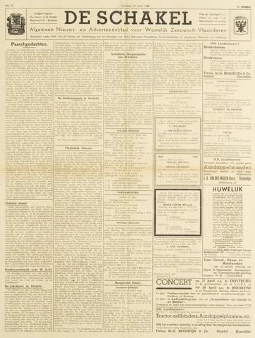 De Schakel 1946-04-22