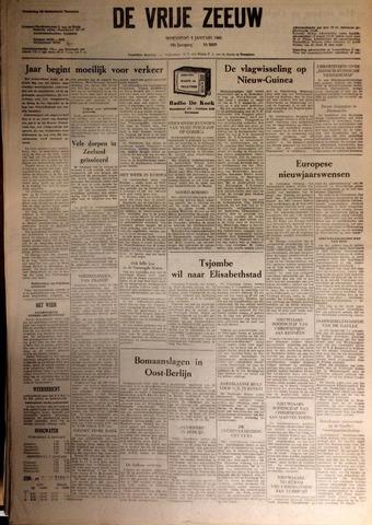 de Vrije Zeeuw 1963-01-02