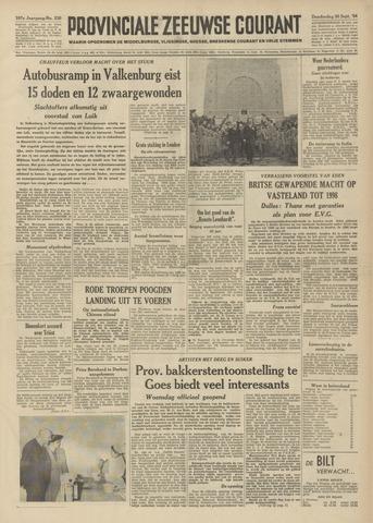 Provinciale Zeeuwse Courant 1954-09-30