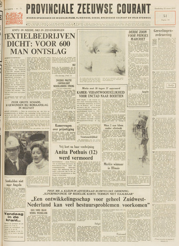 Provinciale Zeeuwse Courant 1972-03-23