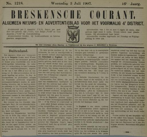 Breskensche Courant 1907-07-03