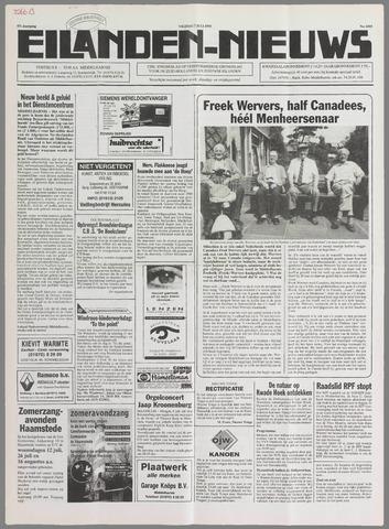 Eilanden-nieuws. Christelijk streekblad op gereformeerde grondslag 1995-07-07