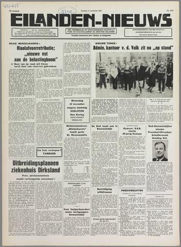 Eilanden-nieuws. Christelijk streekblad op gereformeerde grondslag 1980-11-11