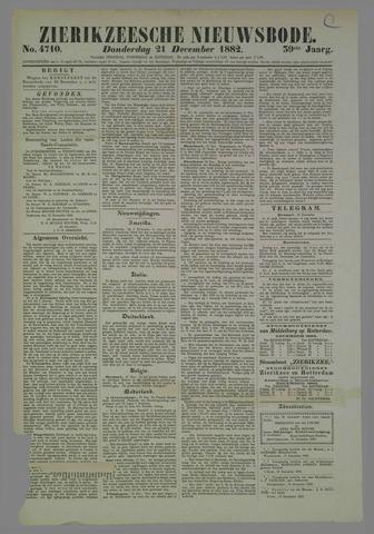 Zierikzeesche Nieuwsbode 1882-12-21