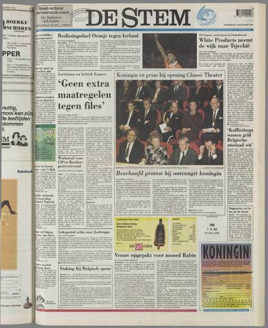 de Stem 1995-11-16