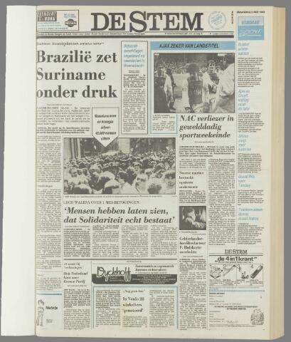 de Stem 1983-05-02