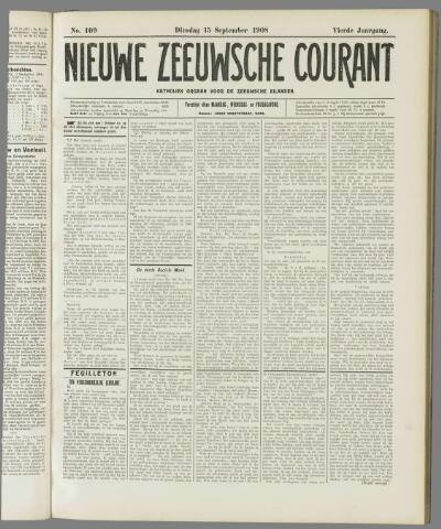 Nieuwe Zeeuwsche Courant 1908-09-15